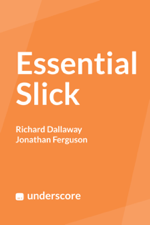 Essential Slick book cover